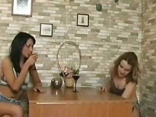Russian Honey Krista Loving Girl/girl Buttfuck Joy