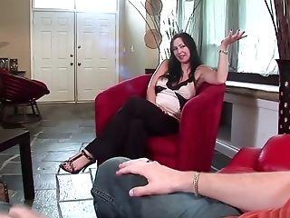 Amazing Porn Industry Star Krista Kaslo In Crazy Tattoos, Hand Jobs Xxx Movie