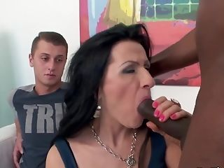 Do The Wifey - Beautiful Wives Devour Black Dicks Compilation