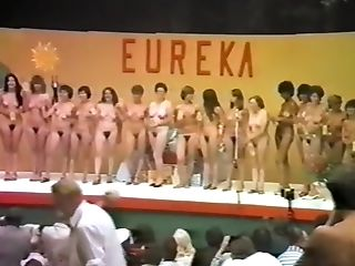 Nude Public Demonstrate Miss Eureka Two