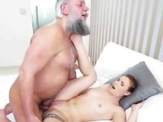21sextreme Hairy Grand-pa Plays With Teenagers Bod
