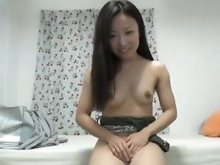 Japan Faux-cock Onanism Squirt On Webcam (part 1)
