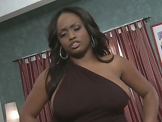 Interracial Pounding With Jada Fire Getting Her Tits Covered In Sperm