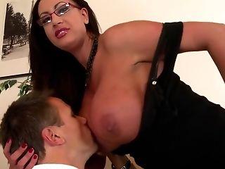 Horny Porn Industry Star Emma Butt In Exotic Big Tits, Brazilian Hump Clip