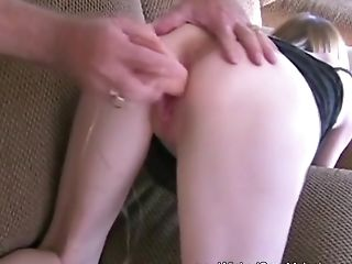 Faux-cock Cougar Blow-job Mommy