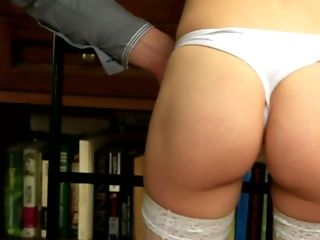 Slender Hotty Judith Angel Bj's Dick And Rails Man In Switch Sides Pose