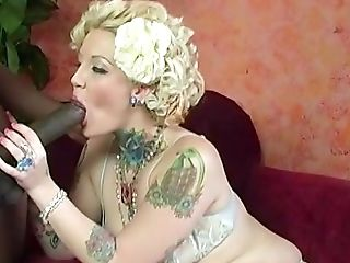 Candy Monroe Loves To Pleasure Black Guys In Front Of Her Hubby