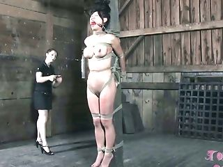 Hot Asian Whore Tia Gets Penalized Buy A Fierce Mistress For Being So Beautiful